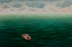 The Sea Is So Wild and My Boat Is So Small, Miscellaneous, 2010 _ Timothy Vermeulen
